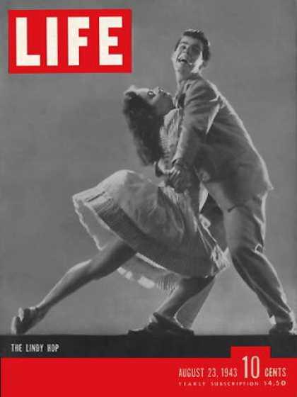 Life Lindy Hop 1943