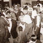 Lindy Hop auf House Rent Partys
